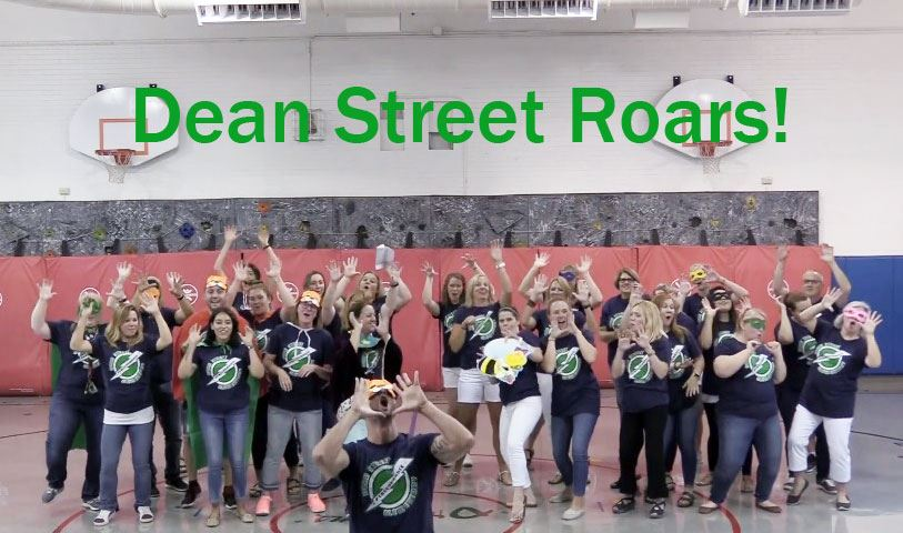 Image of Dean Street Roars staff music video